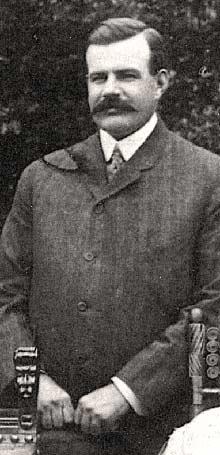 Harry Wickwire